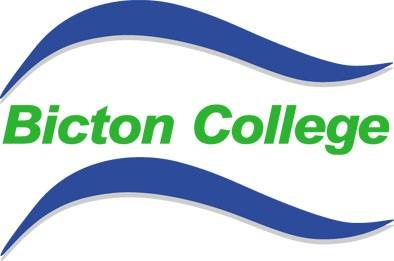 Bicton College logo
