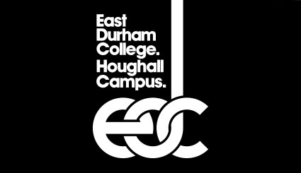 East Durham College logo