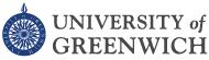 Greenwich University logo