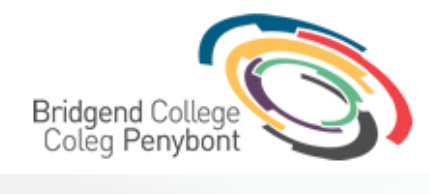 Bridgend College logo