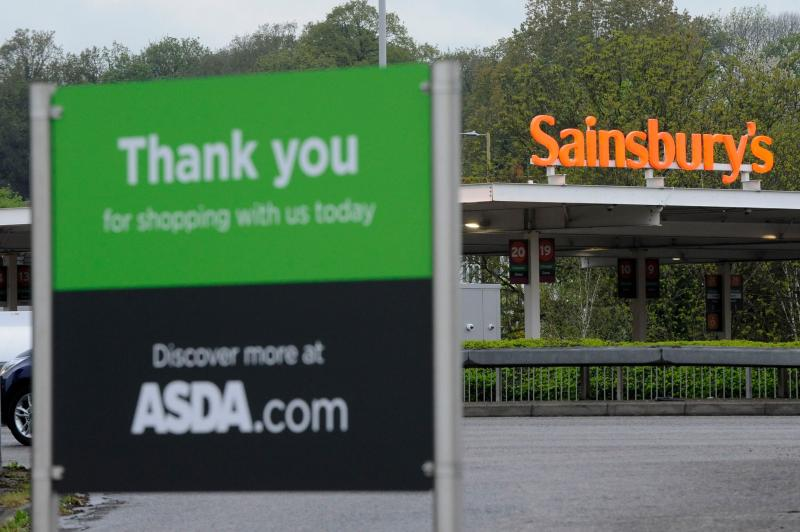 Farmers will 'bear brunt' of Sainsbury's and Asda merger, NFU says