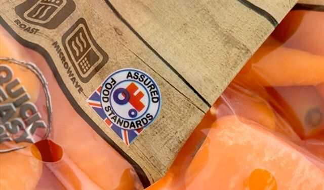 'Trade up' pledge by shoppers after Red Tractor ad campaign