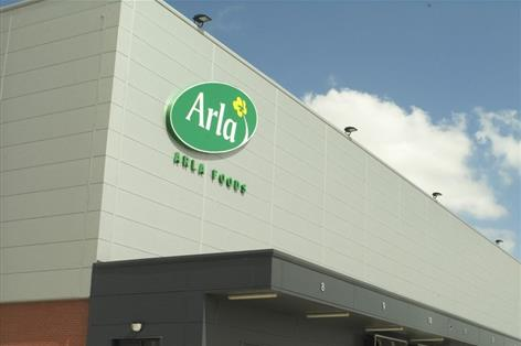 Arla decreases April milk price, ending seven consecutive months of rises