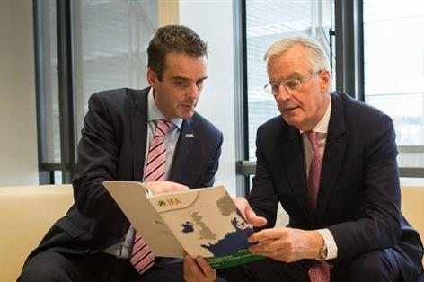 IFA President Joe Healy has said Brexit cannot derail farming and food growth targets