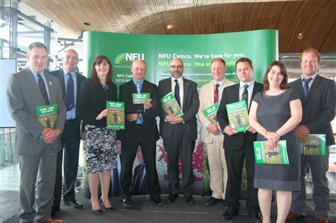 NFU Cymru report highlighs 'all-round contribution' of Welsh agriculture