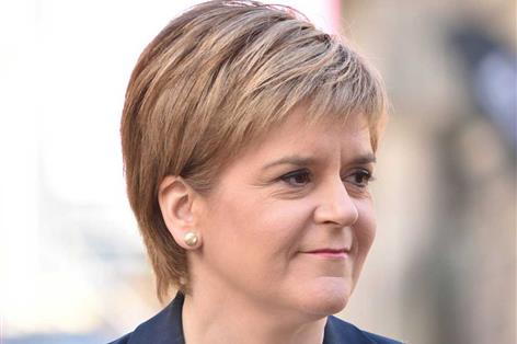 Sturgeon asks EU for extension on farm payments as NFU say delay is 'unacceptable'