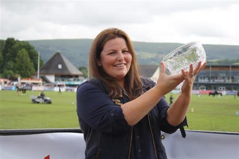 Welsh farming industry searches for 'Woman Farmer of the Year'