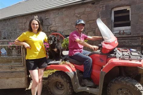 Helmet use highlighted as farmer recalls horrific ATV accident