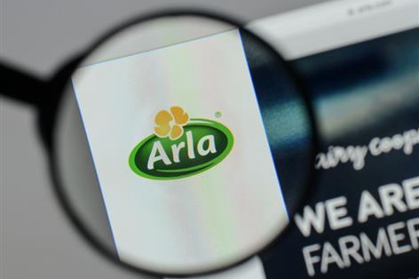 Arla keeps September milk price unchanged