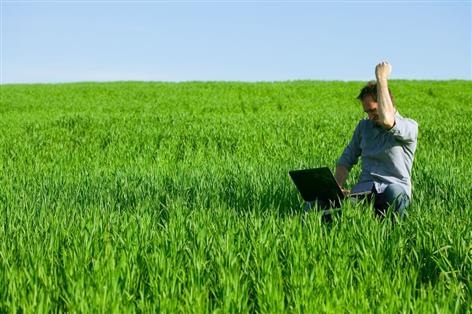 Sixteen percent of farmers now have access to superfast broadband