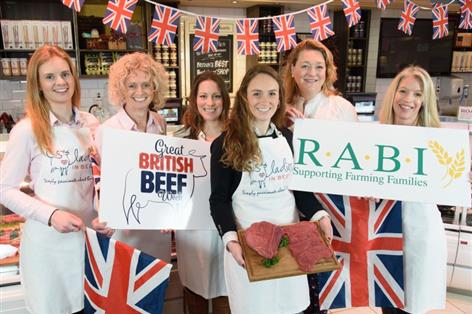 Week-long initiative to champion British beef returns in April
