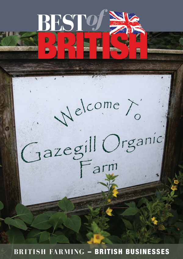 Best of British - Gazegill Farm