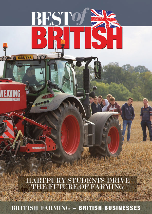 Best of British - Hartpury College