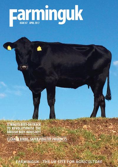 FarmingUK Magazine April 2017