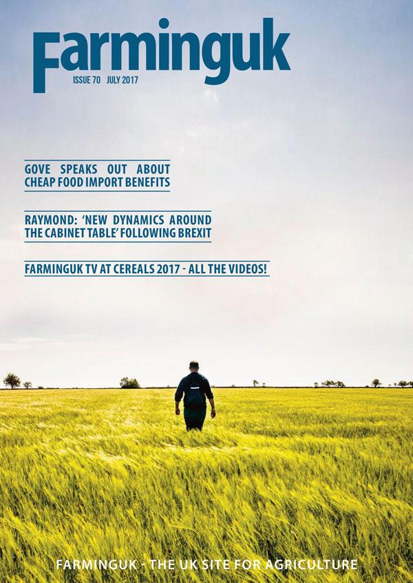 FarmingUK Magazine July 2017