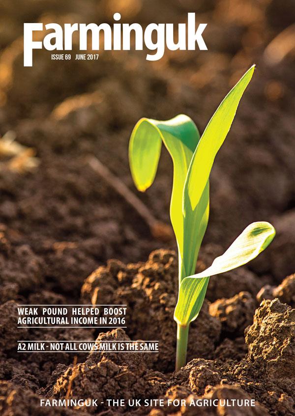 FarmingUK Magazine June 2017