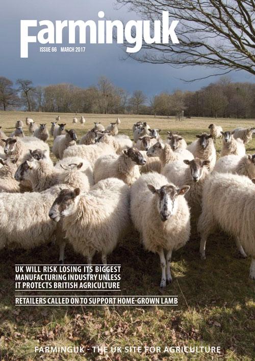 FarmingUK Magazine March 2017