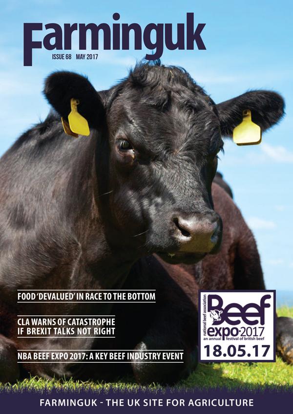 FarmingUK Magazine May 2017