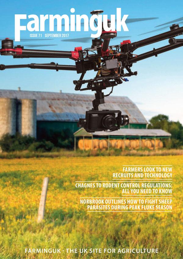 FarmingUK Magazine September 2017