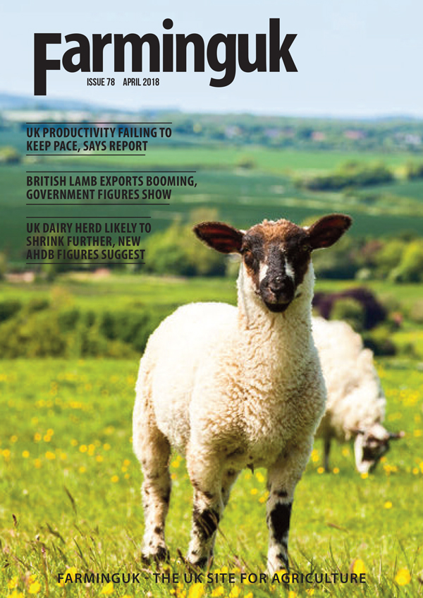 FarmingUK Magazine April 2018