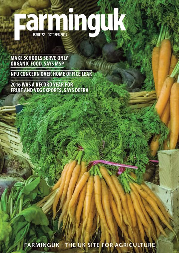 FarmingUK Magazine October 2017