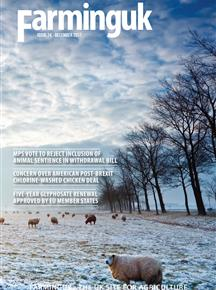 FarmingUK Magazine December 2017