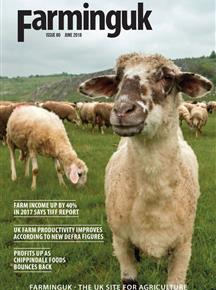 FarmingUK Magazine June 2018