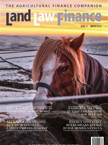 Land Law Finance Winter 2018