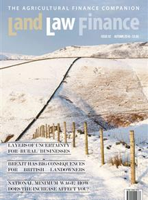 Land Law Finance Autumn 2016