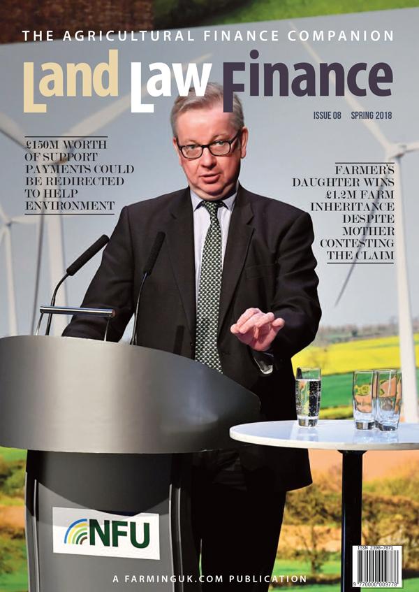 Land Law Finance Spring 2018