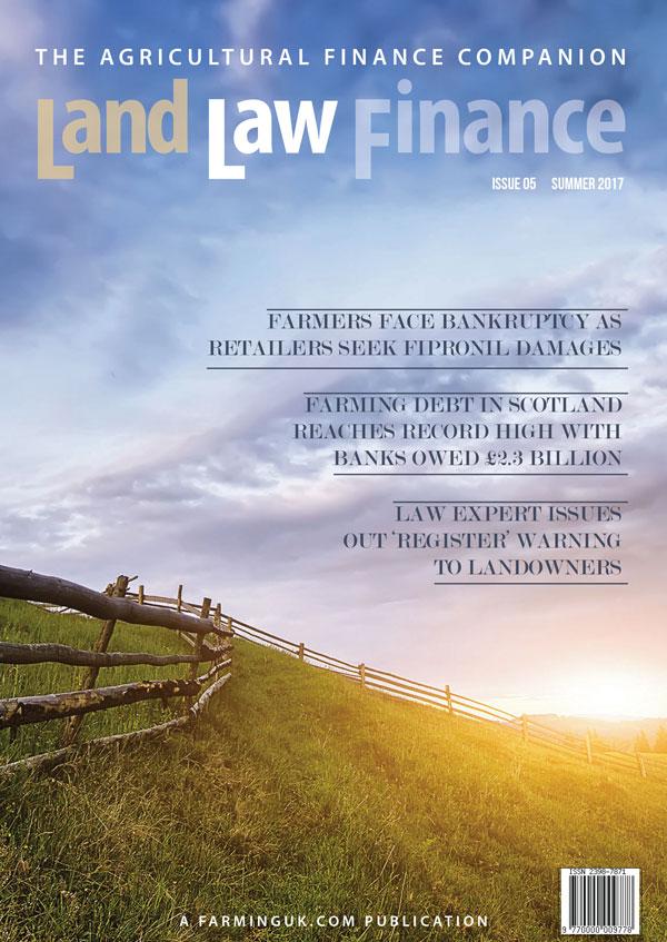 Land Law Finance Summer 2017