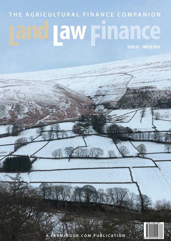 Land Law Finance Winter 2016