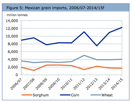 Mexico Agribusiness Outlook 2014