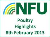 NFU Poultry Highlights for 8th February ...