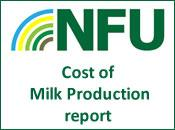 NFU Cost of Milk Production report
