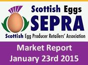 SEPRA Market Report - 23rd January 2015