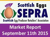 SEPRA Market Report 11th September 2015