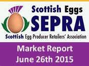SEPRA Market Report - 26th June 2015