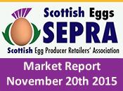 SEPRA Market Report 20th November 2015