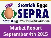 SEPRA Market Report 4th September 2015