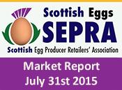 SEPRA Market Report - 31st July 2015