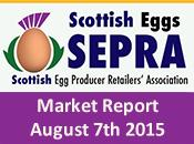 SEPRA Market Report - 7th August 2015