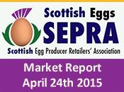 SEPRA Market Report - 24th April 2015