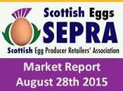 SEPRA Market Report - 28th August 2015