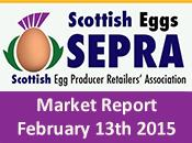 SEPRA Market Report - 13th February 2015