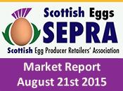 SEPRA Market Report - 21st August 2015