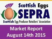 SEPRA Market Report - 14th August 2015