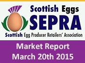 SEPRA Market Report - 20th March 2015
