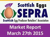 SEPRA Market Report - 27th March 2015