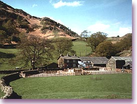 Tilberthwaite Farm Cottage